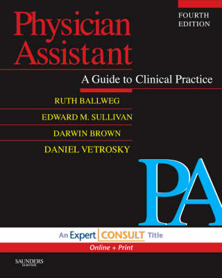 9781416044857 - Physician assistant a guide to clinical practice