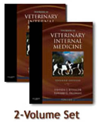 9781416065937 - Textbook of veterinary internal medicine edition: 2-volume set with