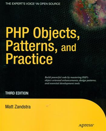 9781430229254 - Php Objects, Patterns And Practice
