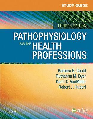 9781437714562 - Study guide for pathophysiology for the health professions