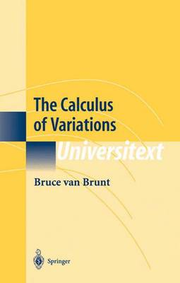 9781441923165 - Calculus of Variations