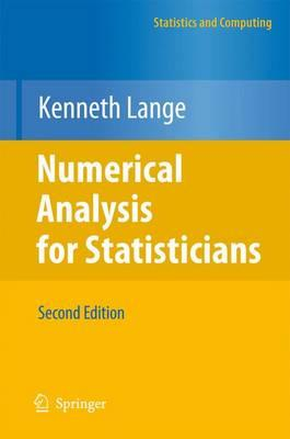 9781441959447 - Numerical Analysis for Statisticians