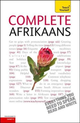 9781444105872 - Complete Afrikaans: Teach Yourself