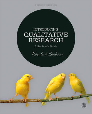 9781446254608 - Introducing Qualitative Research