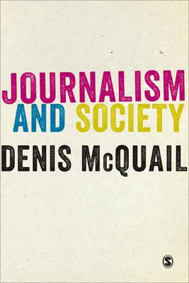 9781446266809 - Journalism and Society