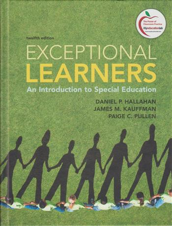 9781447905646 - Exceptional learners