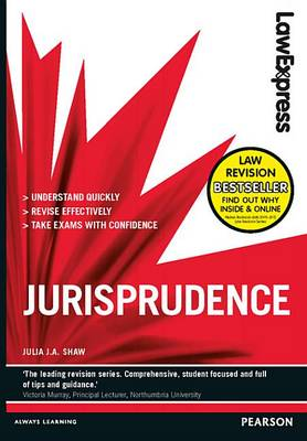 9781447911166 - Law Express: Jurisprudence (Revision Guide)