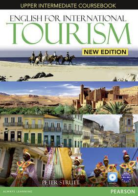 9781447923916 - English for International Tourism Upper Intermediate New Edition Coursebook/DVD-R Pack