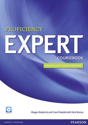 9781447937593 - Proficiency expert coursebook (+ audio-cd)