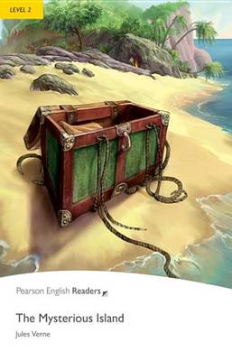 9781447956617 - Level 2: The Mysterious Island