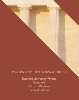 9781447963639 - Essential University Physics:Volume 1 PNIE, plus MasteringPhysics without eText
