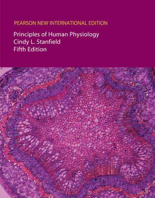 9781447965930 - Principles of Human Physiology: Pearson New International Edition /Interactive Physiology 10-System Suite CD-ROM