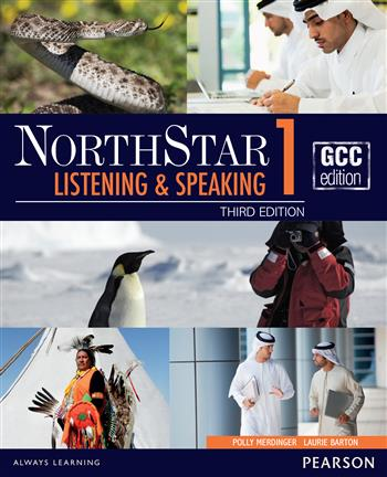 9781447989691 - NorthStar 4th edition GCC Listening and Speaking 1 Student Book
