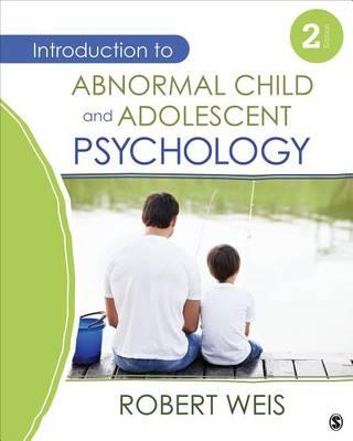 9781452225258 - Introduction to Abnormal Child and Adolescent Psychology