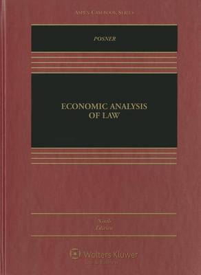 9781454833888 - Economic Analysis of Law
