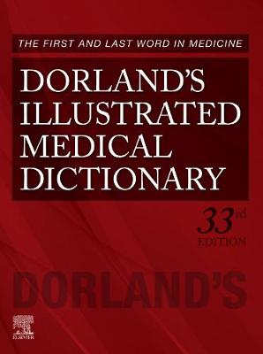 9781455756438 - Dorland's Illustrated Medical Dictionary