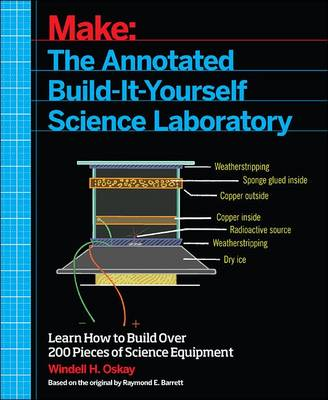 9781457186899 - Make the Annotated Build-it-yourself Science Laboratory