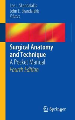 9781461485629 - Surgical Anatomy and Technique