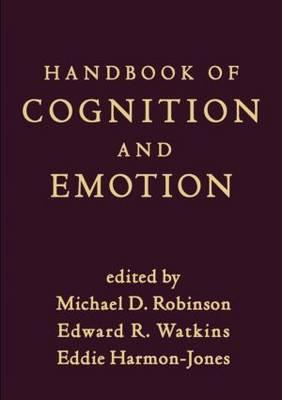 9781462509997 - Handbook of Cognition and Emotion