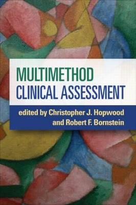 9781462516018 - Multimethod Clinical Assessment