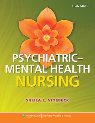 9781469846927 - Psychiatric-Mental Health Nursing