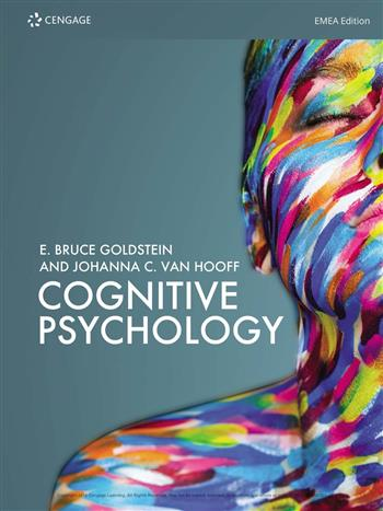 9781473734555 - Cognitive Psychology : Connecting Mind, Research and Everyday Experience