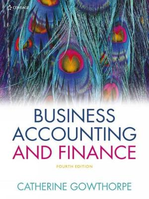 9781473749351 - Business Accounting & Finance