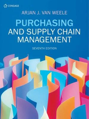 9781473749443 - Purchasing and Supply Chain Management