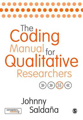 9781473902497 - Coding Manual for Qualitative Researchers