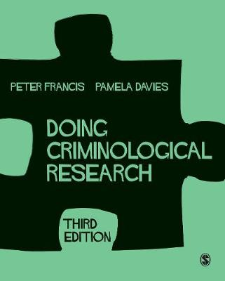9781473902732 - Doing Criminological Research