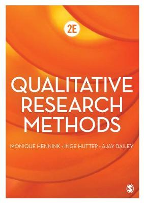 9781473903913 - Qualitative Research Methods