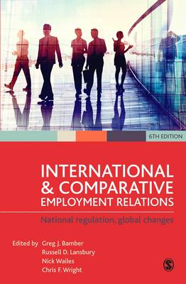 9781473911550 - International and Comparative Employment Relations