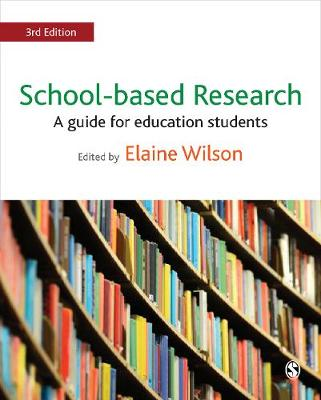 9781473969032 - School-based Research