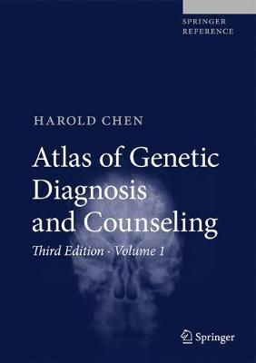 9781493924004 - Atlas of Genetic Diagnosis and Counseling