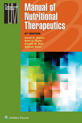 9781496310026 - Manual of Nutritional Therapeutics