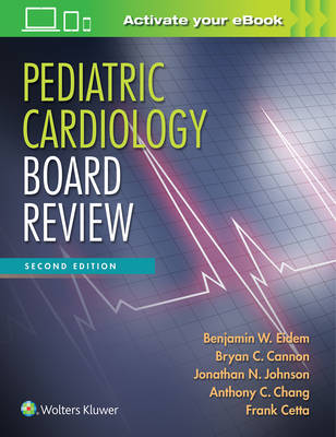 9781496351265 - Pediatric Cardiology Board Review