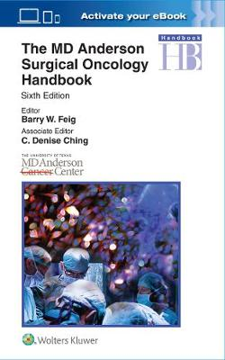 9781496358158 - MD Anderson Surgical Oncology Handbook