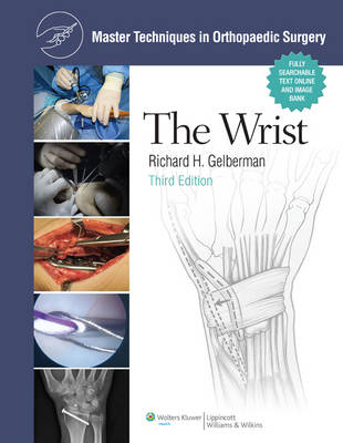 9781496382276 - Master Techniques in Orthopaedic Surgery: The Wrist
