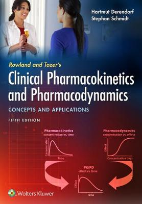 9781496385048 - Rowland and Tozer's Clinical Pharmacokinetics and Pharmacody