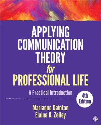 9781506315478 - Applying Communication Theory for Professional Life