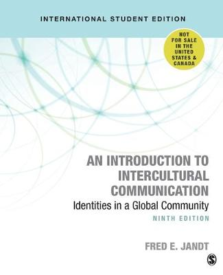 9781506390727 - An Introduction to Intercultural Communication