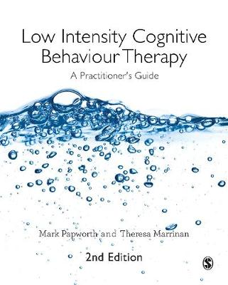 9781526404442 - Low Intensity Cognitive Behaviour Therapy