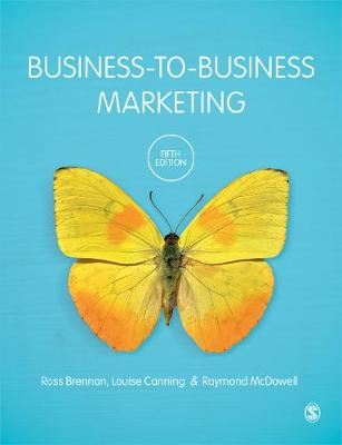 9781526494399 - Business-to-Business Marketing