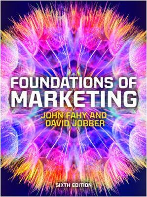 9781526847348 - Foundations of Marketing