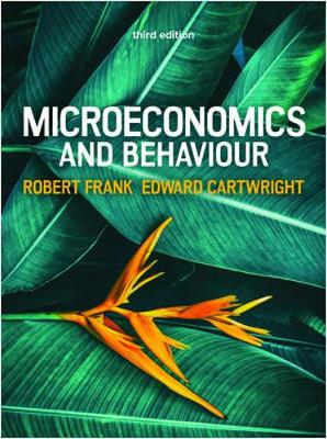9781526847843 - Microeconomics and Behaviour