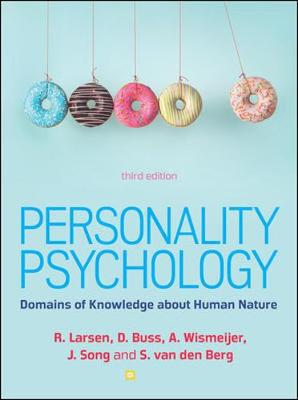 9781526847874 - Personality Psychology: Domains of Knowledge About Human Nature