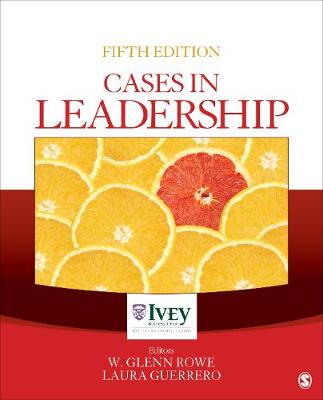 9781544310374 - Cases in Leadership