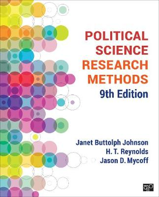 9781544331430 - Political Science Research Methods