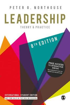 9781544331942 - Leadership: Theory and Practice