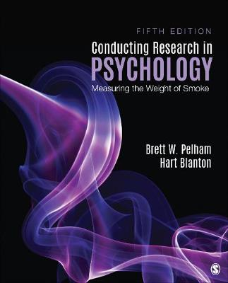 9781544333342 - Conducting Research in Psychology: Measuring the Weight of Smoke